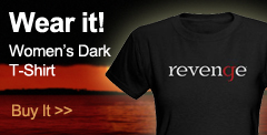 Revenge Women's Dark T-Shirt
