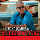 Buy Anthony Bourdain: No Reservations Gear