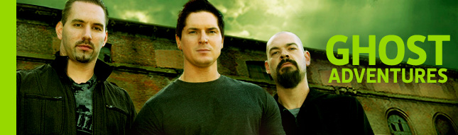 Ghost Adventures T-shirts and Merchandise Shop
