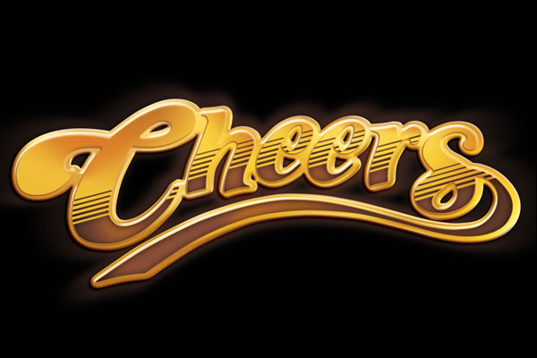 Official Cheers TV Show Laptop Skins