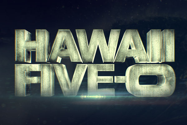 Official Hawaii Five-0 TV Show Baby Bodysuits