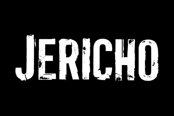 Official Jericho TV Show Womens 3/4 Sleeve Shirt