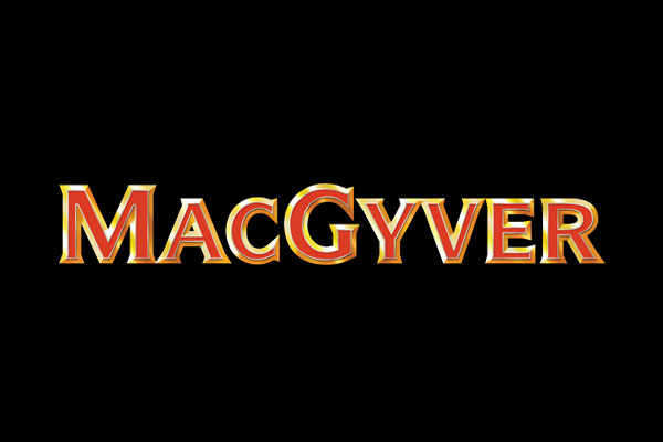 Official MacGyver TV Show Jewelry